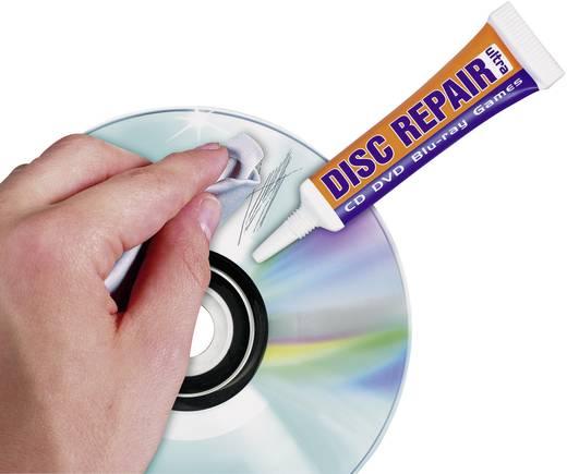 Reparatur-Politur für CD´s, DVD´s und Blu-ray Discs
