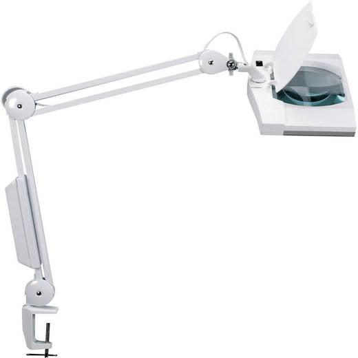 Lupenleuchte Energiesparlampe 2G7 18 W Maul Vitrum 8264002 Weiß