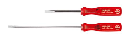 Elektriker Schlitz-Schraubendreher Wiha Classic 186 Klingenbreite: 6 mm Klingenlänge: 150 mm
