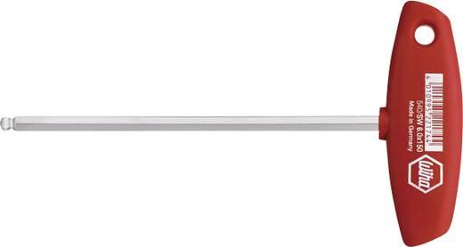Wiha Classic T-handle 540 Werkstatt Innen-Sechskantschraubendreher Schlüsselweite (Metrisch): 8 mm Klingenlänge: 150 mm