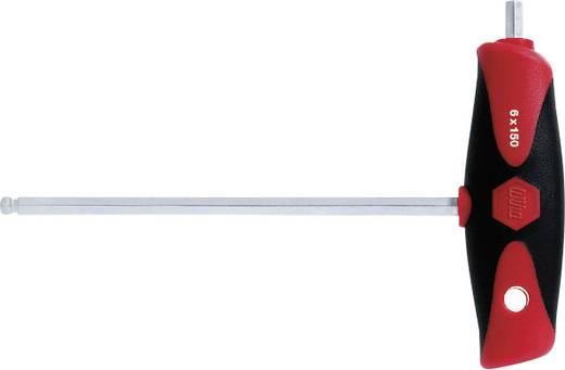 Werkstatt Innen-Sechskantschraubendreher Wiha ComfortGrip 540DS Schlüsselweite (Metrisch): 3 mm Klingenlänge: 150 mm