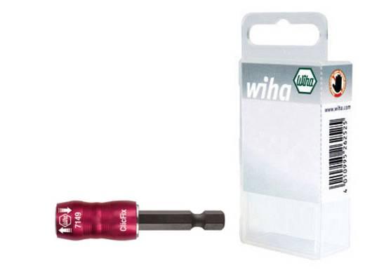 Wiha 24778 ClicFix Schnellwechselhalter, magnetisch, in Kunststoffbox Länge Antrieb