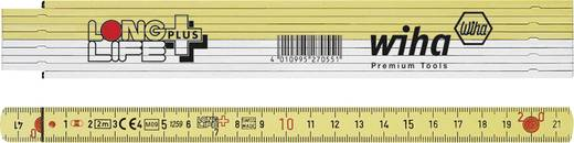 Zollstock 2 m Kunststoff Wiha Longlife 27059