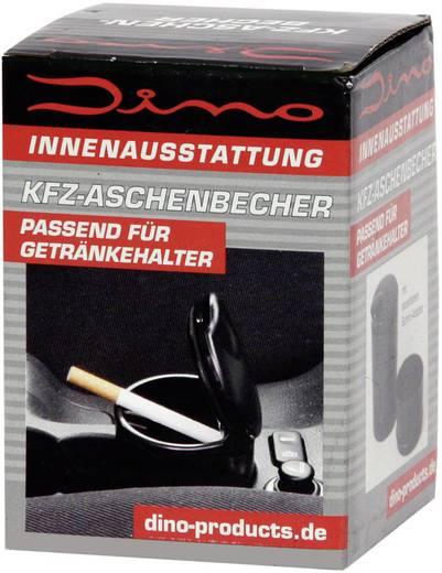 Aschenbecher DINO 130022 70 mm x 100 mm mit Deckel