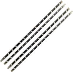 Sada dekoračních LED lišt Müller Licht, 4x 40 cm, černé světlo (57018)
