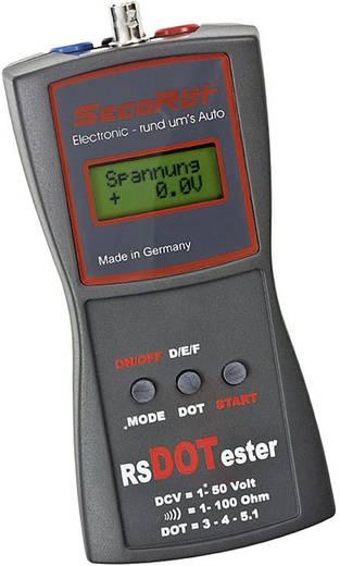 Bremsflüssigkeits-Tester SecoRüt 10129 RSDOT