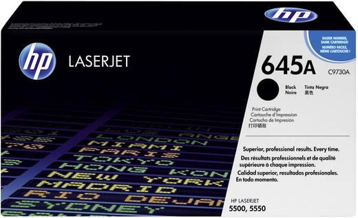 HP Toner 645A C9730A Original Schwarz 13000 Seiten