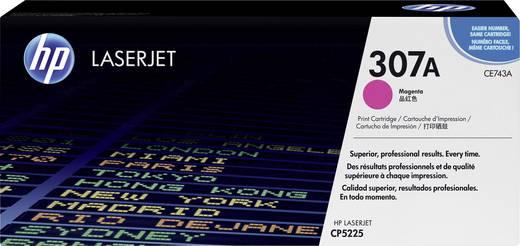 HP Toner 307A CE743A Original Magenta 7300 Seiten