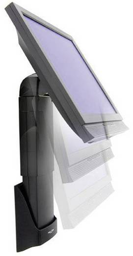 "Monitor-Wandhalterung 38,1 cm (15"") - 68,6 cm (27"") Neigbar+Schwenkbar, Rotierbar Ergotron Neo-Flex™ Wall Mount Lift"