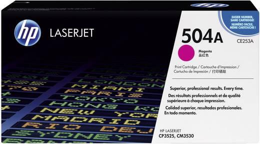 HP Toner 504A CE253A Original Magenta 7000 Seiten