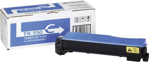 Kyocera Toner TK-550C 1T02HMCEU0 Original Cyan 6000 Seiten
