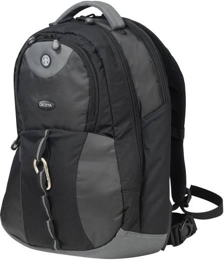 """Dicota Notebook Rucksack Backpack Mission Passend für maximal: 43,9 cm (17,3"""") Schwarz"""