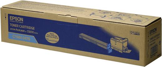 Epson Toner S050476 C13S050476 Original Cyan 14000 Seiten