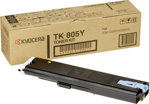 Kyocera Tonerkassette TK-805Y