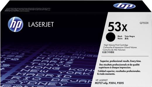 HP Toner 53X Q7553X Original Schwarz 7000 Seiten