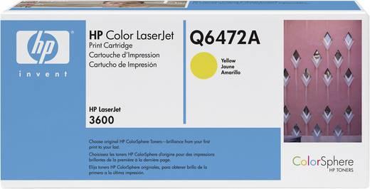 HP Tonerkassette 502A