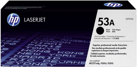 HP Toner 53A Q7553A Original Schwarz 3000 Seiten