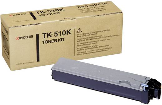 Kyocera Toner TK-510K 1T02F30EU0 Original Schwarz 8000 Seiten