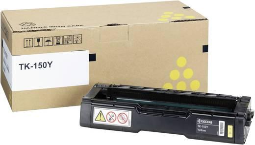 Kyocera Toner TK-150Y 1T05JKANL0 Original Gelb 6000 Seiten