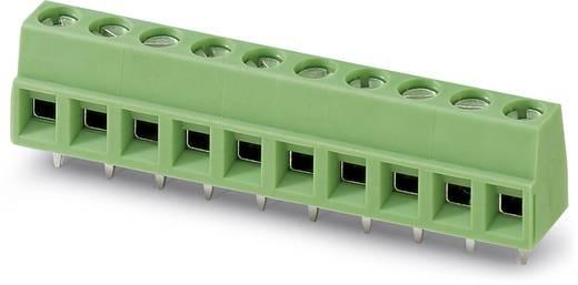 Phoenix Contact MKDSN 1,5/ 3-5,08 BK Schraubklemmblock 1.50 mm² Polzahl 3 Black 50 St.