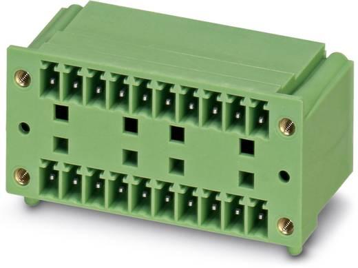 Stiftgehäuse-Platine MC Phoenix Contact 1839801 Rastermaß: 3.81 mm 50 St.