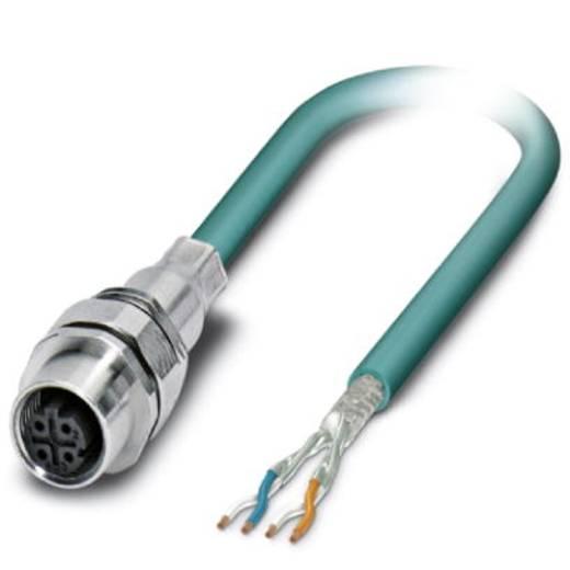 Netzwerkkabel CAT 5e SF/UTP 4 x 0.14 mm² Blau Phoenix Contact 1405837 1 St.