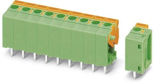 Phoenix Contact FFKDSA1/V1-5,08- 3 Federkraftklemmblock 1.50 mm² Polzahl 3 Grün 50 St.