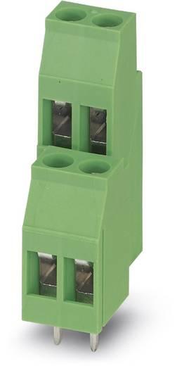 Doppelstockklemme 2.50 mm² Polzahl 6 MKKDS 3/ 3-5,08 Phoenix Contact Grün 50 St.