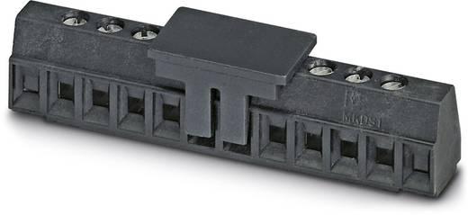 Schraubklemmblock 1.00 mm² Polzahl 5 MKDS 1/ 5-3,81 SMD BK Phoenix Contact Schwarz 20 St.