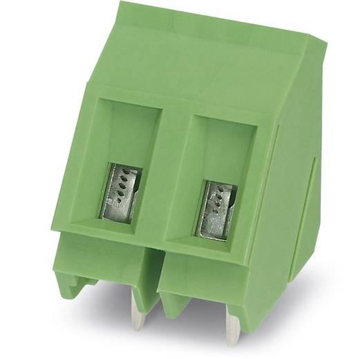 Schraubklemmblock 2.50 mm² Polzahl 2 GSMKDS 3/ 2-7,62 Phoenix Contact Grün 100 St.