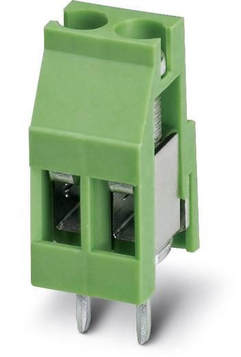 Schraubklemmblock 2.50 mm² Polzahl 2 MKDS 3/ 2-EMG 10 Phoenix Contact Grün 50 St.