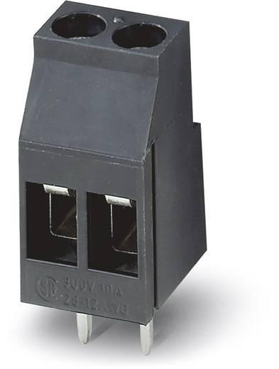 Phoenix Contact MKDS 3/ 2-5,08 HT BK Schraubklemmblock 2.50 mm² Polzahl 2 Schwarz 50 St.