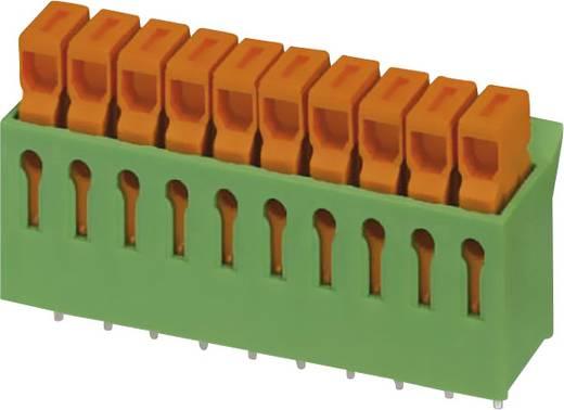 Grundgehäuse 0.34 mm² Polzahl 8 IDC 0,3/ 8-3,81 Phoenix Contact Grün 50 St.