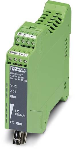 LWL-Umsetzer Phoenix Contact PSI-MOS-DNET CAN/FO 850/BM LWL-Konverter
