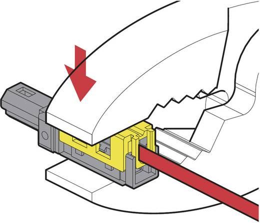Schnellklemmverbinder flexibel: 0.2-0.5 mm² starr: 0.2-0.5 mm² Polzahl: 2 Vogt Verbindungstechnik 3924N 1 St. Schwarz, G