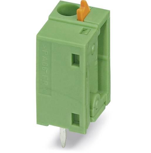 Federkraftklemmblock 1.50 mm² Polzahl 1 FFKDSA1/V2-7,62 Phoenix Contact Grün 250 St.