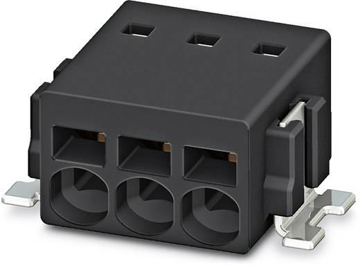 Federkraftklemmblock 0.50 mm² Polzahl 8 PTSM 0,5/ 8-2,5-H SMD R44 Phoenix Contact Schwarz 770 St.