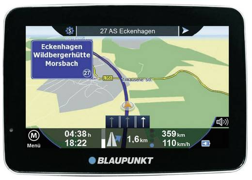 Blaupunkt TravelPilot 40 CE LMU