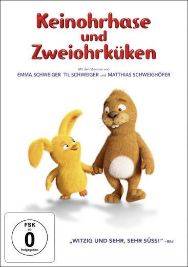 DVD Keinohrhase und Zweiohrküken FSK: 0