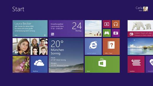 Microsoft Windows 8.1 OEM 32 Bit Vollversion
