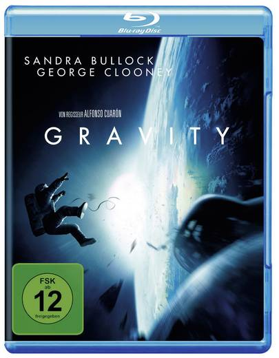 blu-ray Gravity FSK: 12