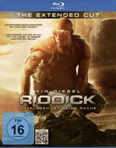 blu-ray Riddick - Überleben ist seine Rache - The Extended Cut FSK: 16