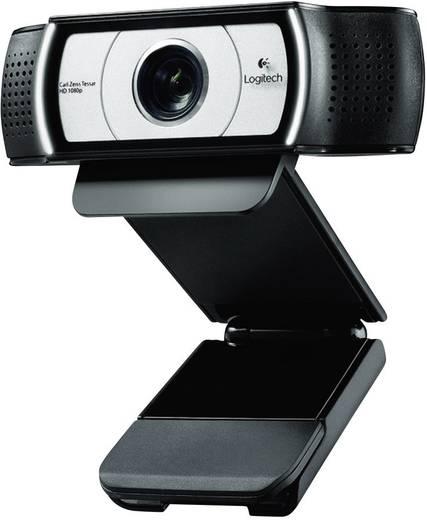 Logitech C930E Full HD-Webcam 1920 x 1080 Pixel Standfuß, Klemm-Halterung