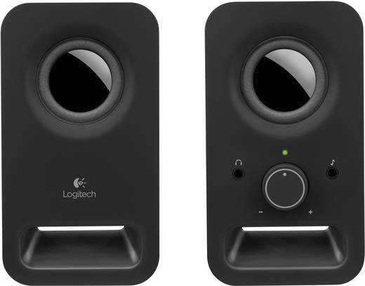 2.0 PC-Lautsprecher Kabelgebunden Logitech Z150 3 W Schwarz