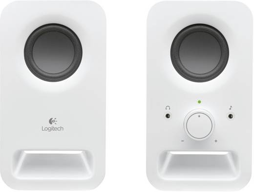 2.0 PC-Lautsprecher Kabelgebunden Logitech Z150 3 W Weiß