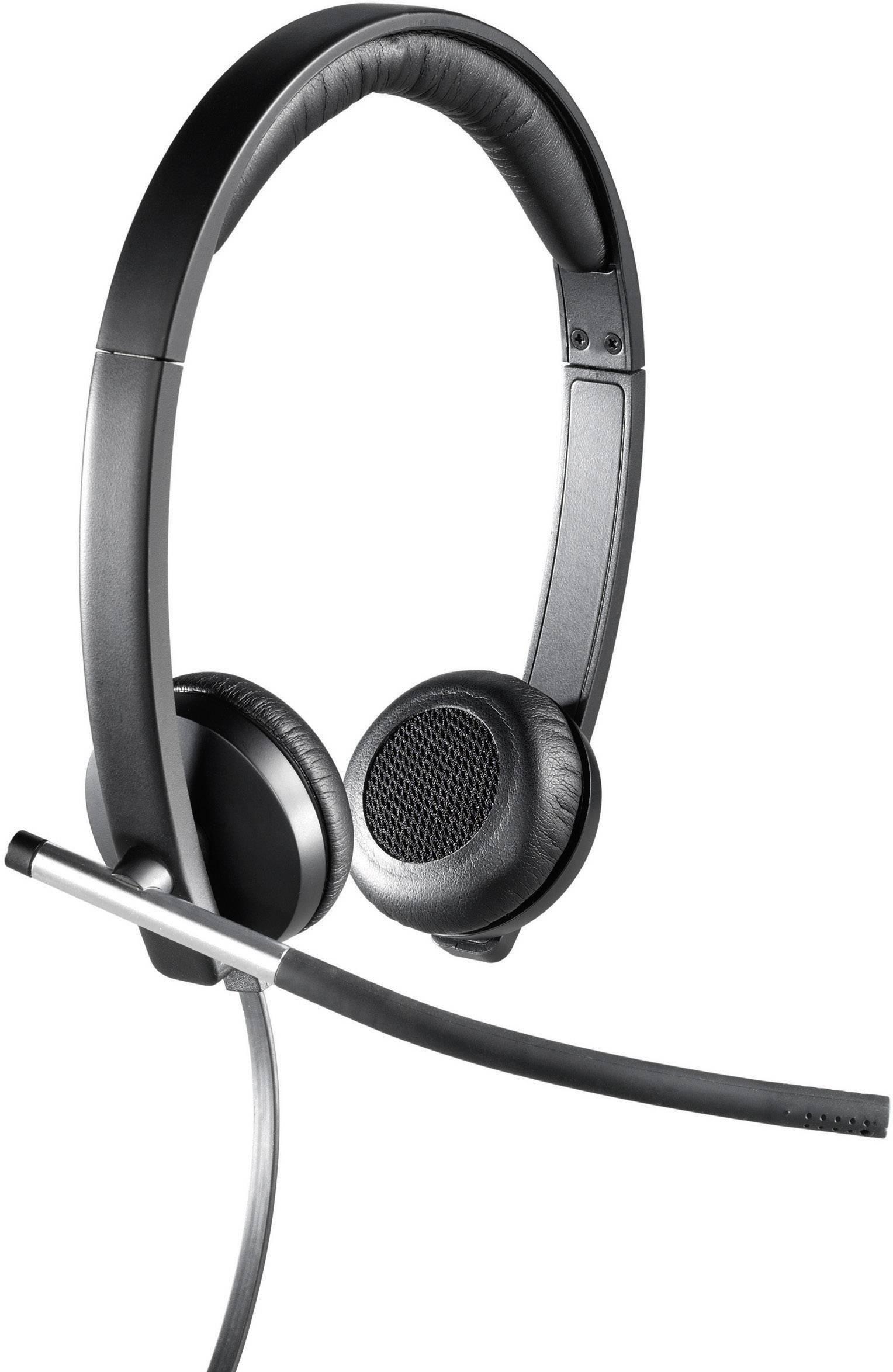 Pc Headsets Kaufen Logitech H110 Stereo Headset H650e Usb Kabelgebundenes