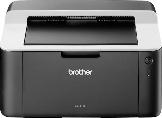 Brother HL-1112 Mono-Laserdrucker A4 20 S./min 2400 x 600 dpi