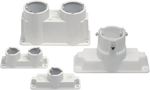 Kabeldurchführung 1-fach Klemm-Ø (max.) 60 mm Kunststoff Licht-Grau (RAL 7035) Fibox EPA 2160 1 St.