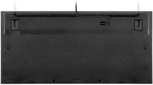 USB-Tastatur CHERRY KC 4000 Schwarz