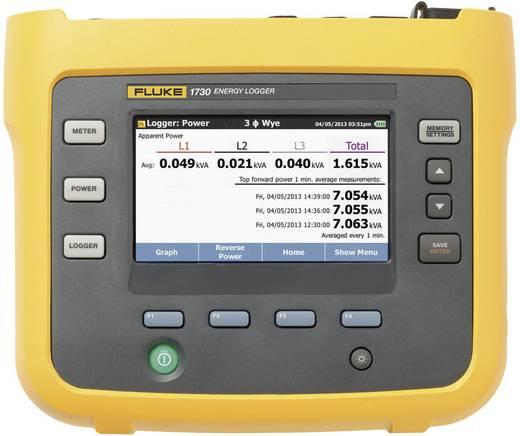 Fluke FLUKE-1730/BASIC Dreiphasiger Energie-Logger Standardset, 4394641 CAT III 1000 V, CAT IV 600 V - ISO kalibriert